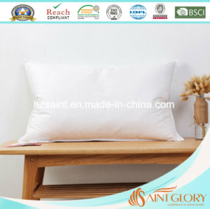 Firm and Comfortable Three Chamber Duck Down Pillow Bedding Neck Pillow pictures & photos