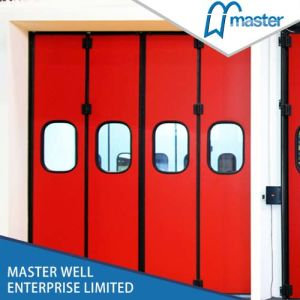 Customized Design for Folding Door/One Way Folded Opening Folding Door pictures & photos