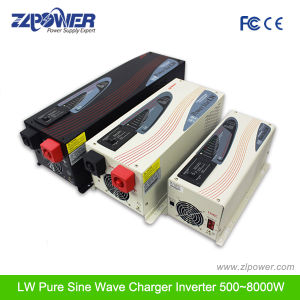 1000W-7000W Solar Power UPS Inverter Accept AC and Generator Output pictures & photos