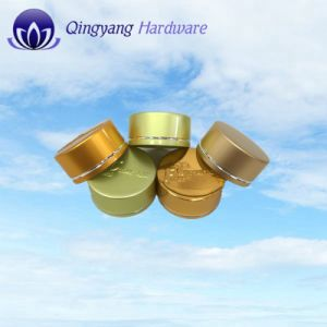 22mm Wine Bottle Cap Aluminum Cap with Embossed Factory Directly pictures & photos