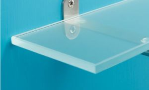 High Quality Tempered Frosted Shelves Glass pictures & photos
