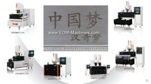 Best Finishing CNC Spark Eroding Machine Dm850k pictures & photos
