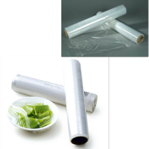 Protection Film PE Cling Film for Stretch Ceiling Jumbo Roll pictures & photos