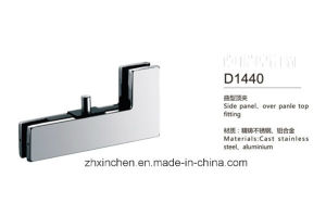 Xc-D1440 Stainless Steel Side Panel Over Panel Top Patch Fitting pictures & photos
