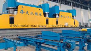 CNC Press Brake in Tandem