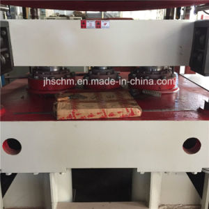 Rubber Mat /Carpet Hydraulic Press and Cutting Machine pictures & photos