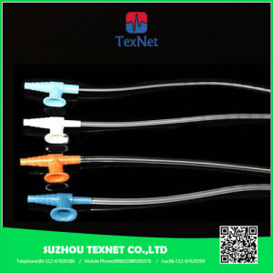 Disposable PVC Medical Suction Catheter pictures & photos