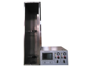 IEC60332, En50086 Single Cable Vertical Flame Propagation Tester pictures & photos