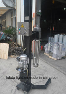 High Shear Batch Emulsifier with Hydraulic Lift pictures & photos