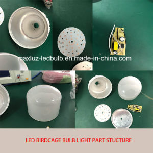 LED Light Bulb T120 40W Birdcage Lamp with Ce RoHS pictures & photos