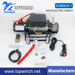 SUV 12V/24V DC Electric Winch&off-Road Winch (9000lb-1) pictures & photos