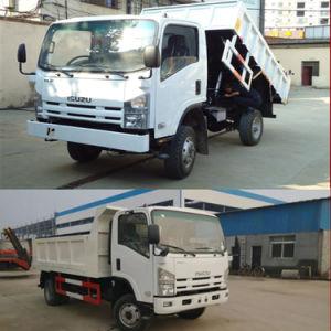 700p Isuzu China Dumper 4X2 Sand Tipper Truck Dump Truck for Sale pictures & photos