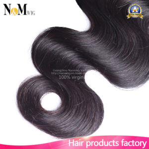 Grade 6A Brazilian Human Hair Extension 100% Human Hair (QB-BVRH-BW) pictures & photos