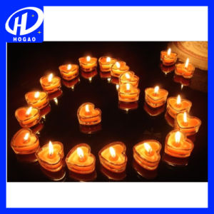 Tealight Candles, White, Set of 125 pictures & photos