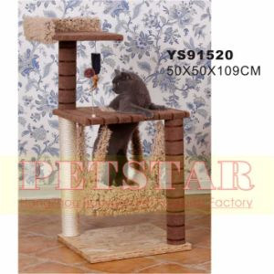 Luxary Cat Tree Ys91520 pictures & photos