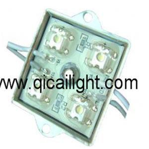 3528 Waterproof LED Module 4LED/PCS pictures & photos