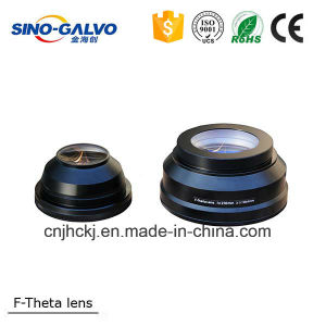 High Quality Optical F-Theta Lens for CO2 Fiber Laser Systems pictures & photos