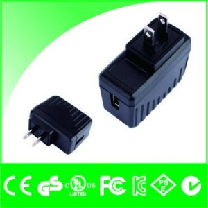 Wholesales High Quality UL FCC Ce GS SAA PSE Approved 5V 2A 10W USB Power Adapter /Wall Charger pictures & photos