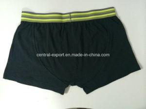 Fashion Solid Men Boxer Brief Men′s Underwear pictures & photos