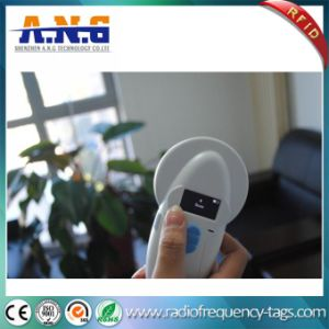 Bluetooth RFID Handheld Reader Fdx-B for Animal Tracking pictures & photos