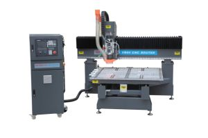Flycut Single Spindle Professional CNC Engraving Machine pictures & photos