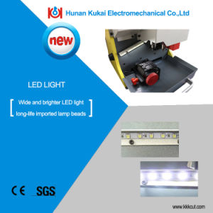 2017 Hot Sale China High Security Used Key Code Cutting Machine Professional Sec-E9 Automatic Duplicate Car Key Cutting Machine pictures & photos