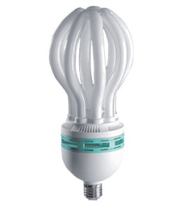 45W Lotus Energy Saving Lamp Lighting with E27/B22 pictures & photos