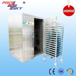 Quick Freezer for Fish Meat Vegetables pictures & photos