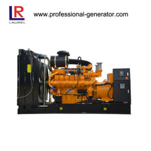 Container 1500kw Gas Generator with ISO9001 Approved pictures & photos