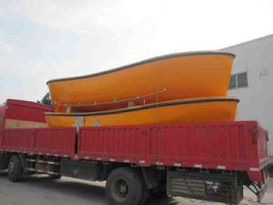 8.5mtr Used Open Lifeboat with Engine pictures & photos
