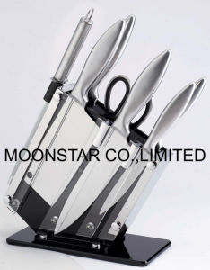 8PCS Stainless Steel Knife Set