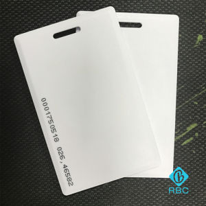 RFID Card Em4305 Chip Suspensibility Thick ID Card