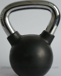 Rubber Coated Kettlebell for Sale pictures & photos