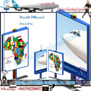 Outdoor Flex Printing Advertising Textile Backlit Printing Light Box Display pictures & photos