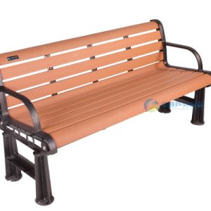 Plastic Wood Outdoor Furniture for Public Use (FY-060X)