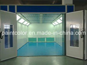 Dry Type Furniture Used Paint Booth pictures & photos