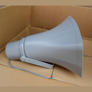 PA Horn Speaker 100V 40W Outdoor Speaker IP66 Waterproof (H-30RT) pictures & photos