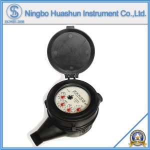 Volumetric Dry Type Water Meter/Plastic Water Meter/Class C Water Meter pictures & photos