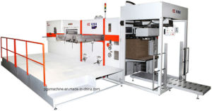 Automatic Die Cutting & Creasing Machine (TOPS-1500DS)