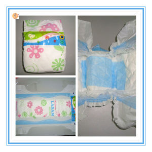High Quality Ultra Breathable Disposable Baby Diaper pictures & photos