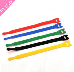One Wrap Hook Loop Magic Cable Tie Strap pictures & photos