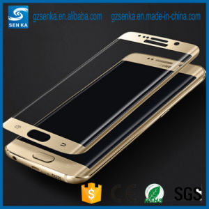 Phone Accessory 3D Full Cover Tempered Glass Screen Protector for Samsung S6 Edge/S6 Edge Plus pictures & photos