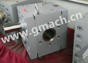 High Pressure Rubber Melt Gear Pump for Plastic Extruder pictures & photos