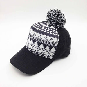 Fashion Keep Warm Knitted Winter Cap (ACEW113) pictures & photos