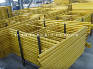 5′x5′ Powder Coated Scaffold Mason Frames pictures & photos