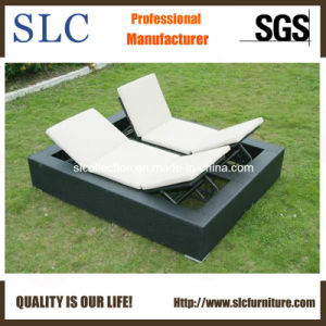 Outdoor Chaise Lounges/ Rattan Lounge (SC-B9510) pictures & photos