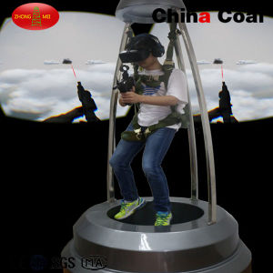 China Coal 9d Vr Skydiving Simulator pictures & photos