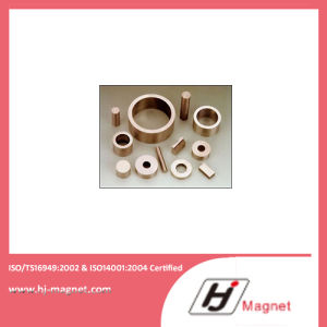 Strong Customized Need N52 Ring Permanent NdFeB Magnet with Free Sample pictures & photos