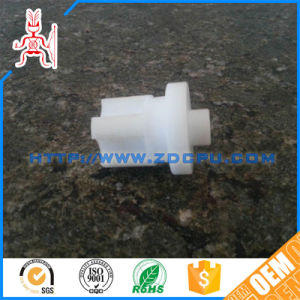 Injection Molding White Plastic Push Button Nut pictures & photos