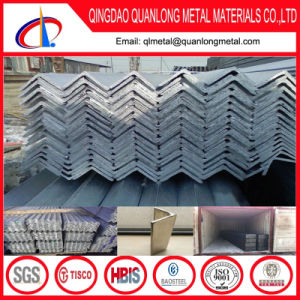 Construction Structural Hot Rolled Galvanized Angle Iron Price pictures & photos
